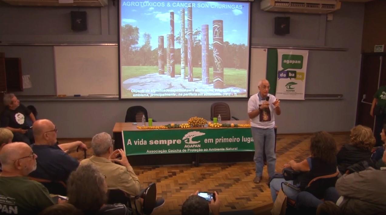Agapan Debate: Agrotóxicos