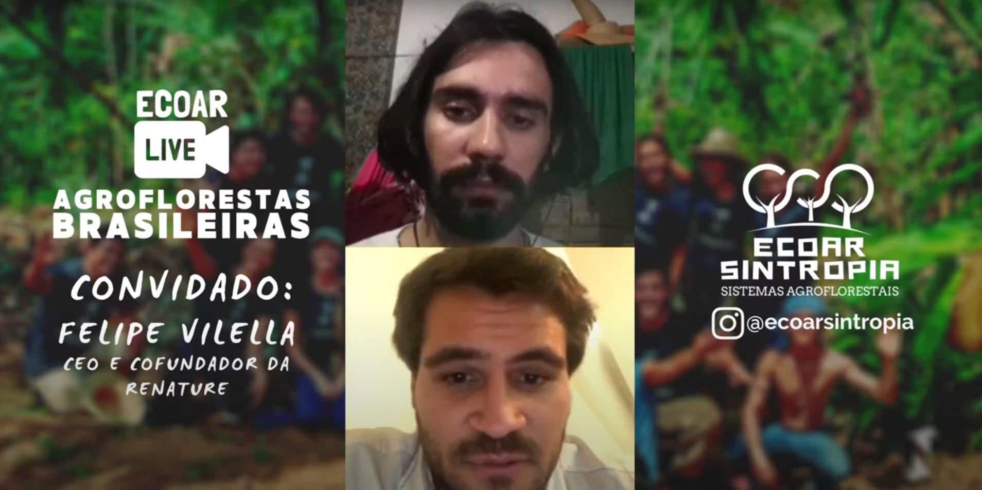 Live – Agroflorestas Brasileiras / reNature